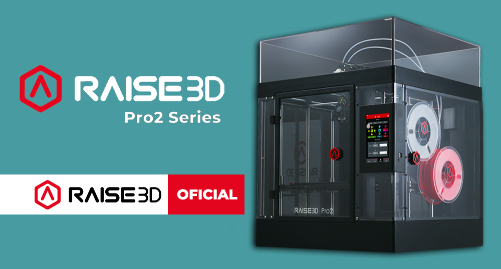 RAISE3D COMPATIBLE PRINT&GO